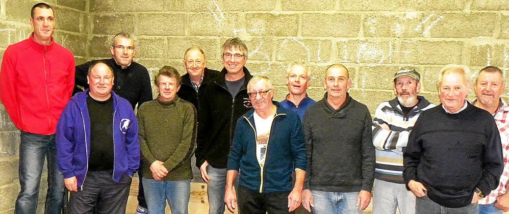 Samedi dernier, dans le cadre du championnat interclubs de boules bretonnes, l'équipe de Skol boulloù s'est inclinée face à l'UDBC sur le score de 8 à 7