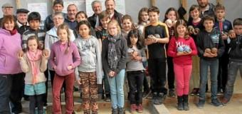 Langourla(22): Rencontre intergénérationnelle avec la boule bretonne