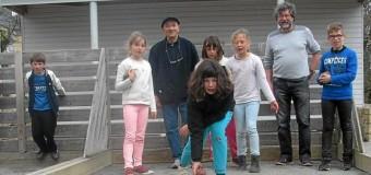 Pleumeur-Bodou(22): La boule bretonne crée du lien entre les générations