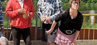 Hennebont(56): Fête de la boule. Record de fréquentation