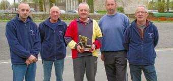 Quintin(22): Didier Robillard remporte le challenge