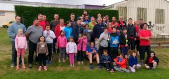 Goudelin(22):  67 jeunes au challenge jeunes