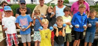 Damgan(56): Les jeunes s'y mettent