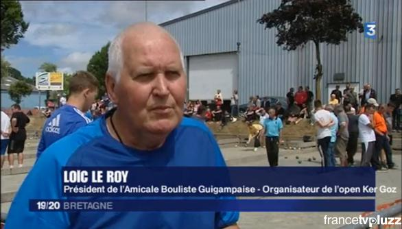 Kergoz sur France3