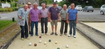 Plouasne(22): Le Club de la bonne humeur lance Les boules bretonnes
