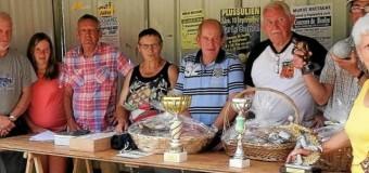 Gouarec(22): Le concours de la société de chasse attire 103 boulistes