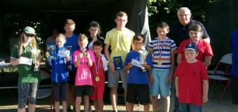 Saint-Donan(22): 72 jeunes au challenge Le Télégramme-Conseil départemental