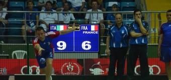 Italie : Championnat d'Europe de Raffa Volo