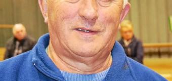 Lamballe(22): Roger Faucillon, président de Lamballe boule bretonne
