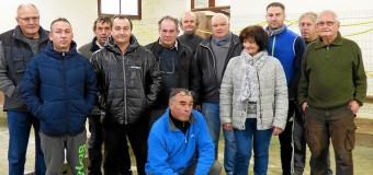 Lannion(22): Championnat de boule bretonne. Fin des matches aller
