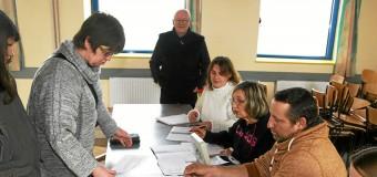 Saint-Gilles-les-Bois(22): Boule saint-gilloise, Challenge des jeunes en mai