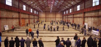 Inzinzac-Lochrist(56) : 83 doublettes au concours indoor du samedi 28 Janvier à Locastel.