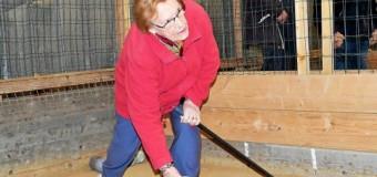Lamballe(22): La doyenne a 96 ans !