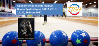 Plaintel(22):  Plaintel finalise son tournoi international de Raffa Volo