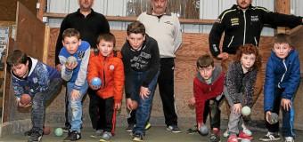 Goudelin(22): École de boules, les jeunes retrouvent les allées