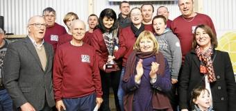 Lannion(22): championne en quadrettes