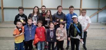 Plaintel(22): 31 jeunes à la 3ème étape du challenge le télégramme-Conseil départemental