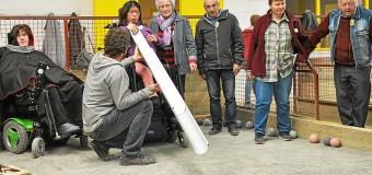 Plélo(22): Boules handivalides, 35 quadrettes en lice