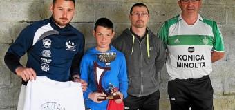 Cavan(22): Thierry Le Gac remporte le concours en pen eus pen