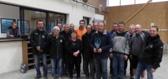 Carhaix(29): D. Bogard remporte le challenge M. Le Bon