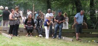 Languidic(56): Fête des menhirs,concours de boules au programme