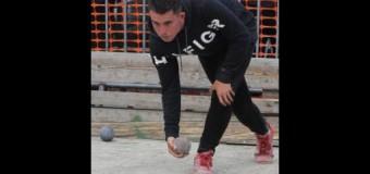 Guingamp(22): La boule bretonne passionne les jeunes