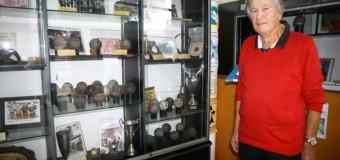 Guingamp(22) :  le musée de la boule bretonne à l'étroit