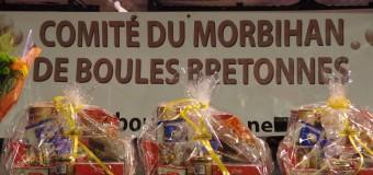 Theix-Noyalo(56): Boules bretonnes, les champions mis à l'honneur