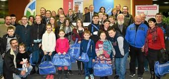Saint-Brieuc (22): Les lauréats du challenge