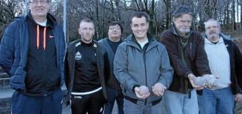 Inzinzac-Lochrist(56): Un nouveau président à la Boule lochristoise