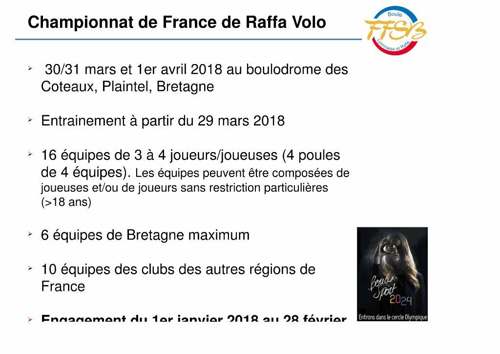 Presentation championnat de France Raffa Volo-09