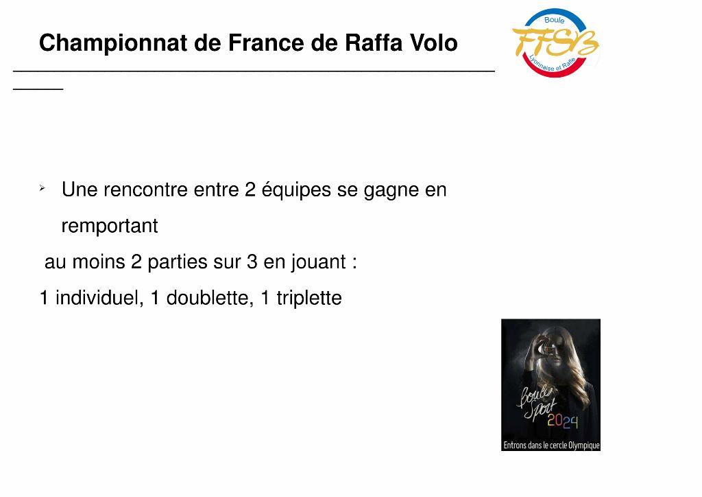 Presentation championnat de France Raffa Volo-11