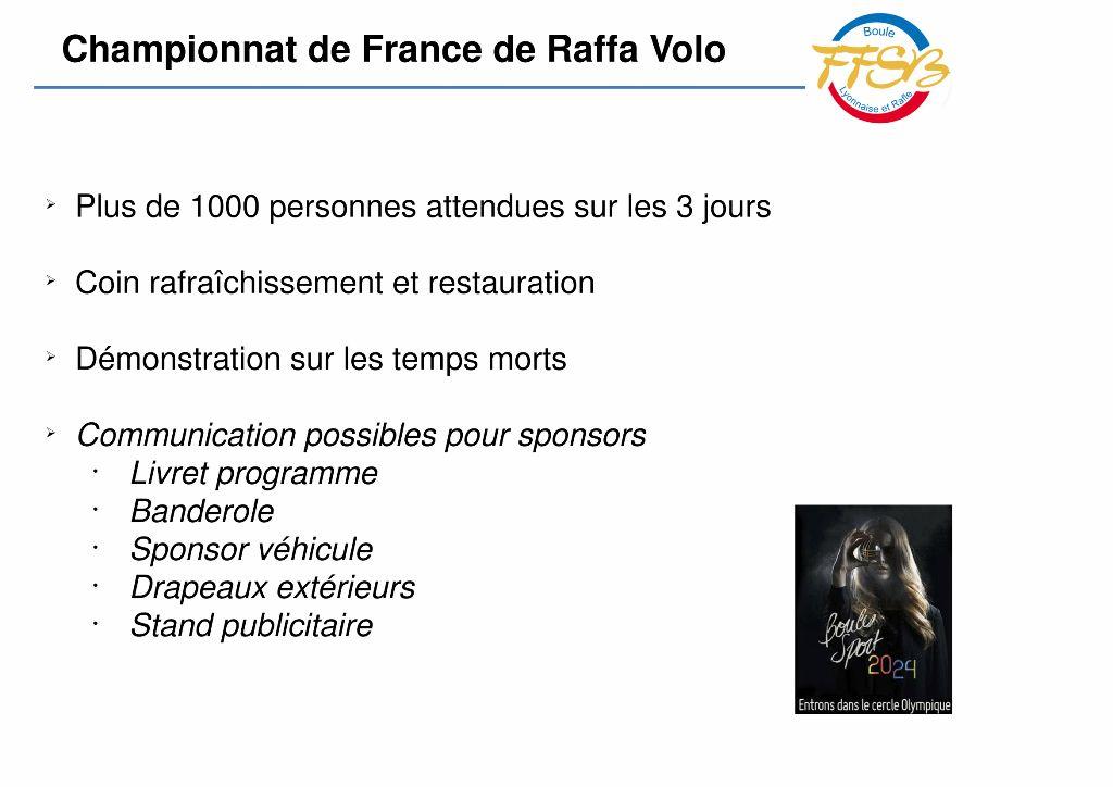 Presentation championnat de France Raffa Volo-12