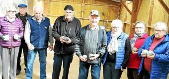 Lignol(56): Boules bretonnes, pour s'amuser