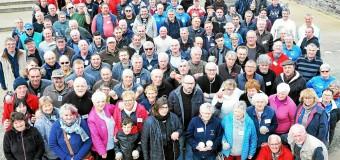 Plestin-les-Grèves(22): Boulodrome de Plestin, L'union fait la force