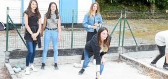 Quimperlé(29): Sainte-Croix, boule bretonne au programme