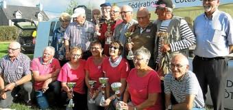 Ploeuc-L'Hermitage(22): 360 joueurs au concours départemental