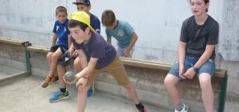 Ploermël(56): De la boule bretonne à sports vacances