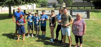 Tonquédec(22): Sports Boules, les jeunes Trégorrois ont brillé