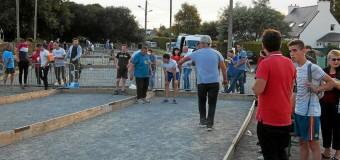 Trévou-Tréguignec(22): La Saint-Guénolé et ses concours de boules