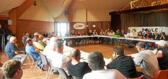 Trélévern(22): Championnat de boules bretonnes, forte progression