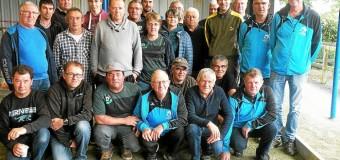 Grâces(22): Union bouliste gracieuse, début du championnat départemental samedi 13octobre.