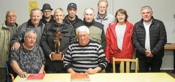 Quiberon(56): Boule quiberonnaise,Douze concours en 2019.