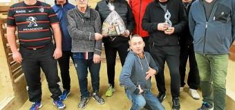Quessoy(22): La boule quessoyaise,105 joueurs au concours