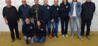 Monfort-sur-Meu(35): Domination des locaux