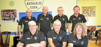 Noyal-Pontivy(56): Boule noyalaise, première réunion de travail