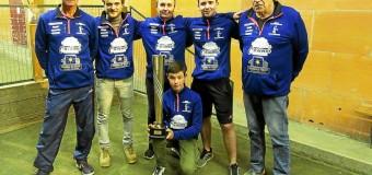 Lannion(22): Lannion-Tonquédec champion départemental