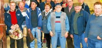 Lanvénégen(56): Boule lanvénégénoise, 59 joueurs à la finale du challenge d'hiver