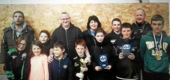 Louargat(22): Très bons résultats des jeunes à Pluzunet