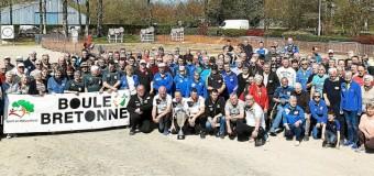 Callac(22): Championnat départemental, les boulistes étaient au rendez-vous